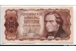 63571 - 500 Shilling Josef Ressel
