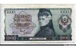 63573 - 1000 Shilling Bertha V. Suttner