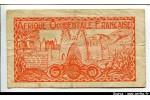 63581 - 0,50 Frs Orange Fort