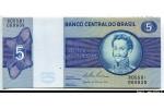 63602 - 5 Cruzeiros D.Pedro Ier