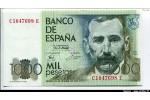 63669 - 1000 Pesetas B.P.Galdos