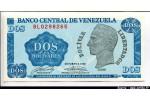 64088 - 2 Bolivares Simon Bolivar   *     *    *    *   *    *