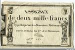 64216 - 2000 FRANCS