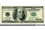 66011 - 100 Dollars Franklin