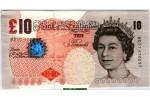 66027 - 10 Pounds Elizabeth II & C.Darwin *  *   *  *  *  *  *  *  *  *  *  *  *  *  * PROMO
