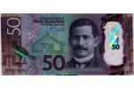 66125 - 50 Dollars Polymère Sir Apirana Ngata    *   *