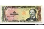 66188 - 1 Peso Oro   *    *