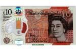 66254 - 10  Pounds Elizabeth II    *   *   *   *
