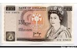 66255 - 10 Pounds Elizabeth II & F.Nightingale       PROMO