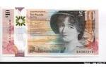 66281 - 10 Pounds Royal Bank of Scotland Marie Somerville - Loutres * * * * * * * * * * *