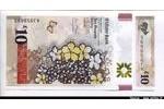 66311 - 10 Pounds Ulster Bank Fleurs  *   *  *   (Magnifique Billet) NOUVEAUTE