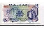 66326 - 5 Pounds Mercure   Bank of Ireland