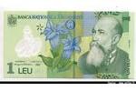 66463 - 1 Leu Nicolae Iorga