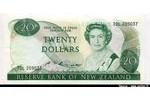 66478 - 20 Dollars Vert Elizabth II