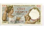 67142 - 100 FRANCS SULLY - Type 1939