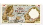67143 - 100 FRANCS SULLY - Type 1939