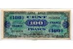 67316 - 100 FRANCS Verso