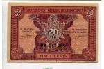 67320 - 20 CENTS Lilas Gvt Gl 2 ème émiss°