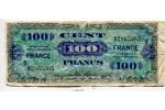 67401 - 100 FRANCS Verso