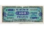 67403 - 100 FRANCS Verso