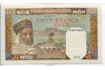 67566 - 100 FRANCS Notable Algérien