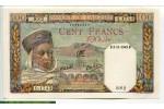 67652 - 100 Francs Notable Algérien     PROMO