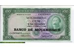 67698 - 100 Escudos Aires De Ornelas    *     *