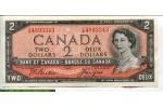 67723 - 2 Dollars Elizabeth II Série T/B