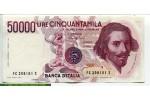 67764 - 50000 Lire G.L Benini