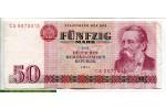 68654 - 50 Mark Friedrich Engels