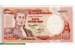 68819 - 100 Pesos Oro Narino