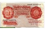 68914 - 10 Shillings Britannia assise     *     *