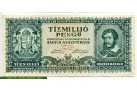 68947 - 1 000 000 Pengö Portrait de L.Kossuth