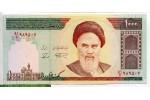 68978 - 1000 Rials Khomeini