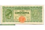 68991 - 50 Lire Tête Italia