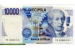 69000 - 10000 Lire A.Volta  *     *    *    *    *    *    *   *   * PROMO