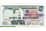 69088 - 50 Escudos J.de Azevedo *    *    *    *