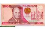 69096 - 1000 Meticais E.Mondlane