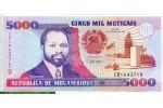 69097 - 5000 Meticais Samora Machel