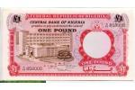 69106 - 1 Pound Banque Centrale