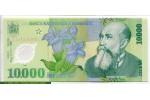 69208 - 10 000 Lei Nicolae Iorga  Polymère