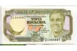 69392 - 2 Kkwacha Président K.Kaunda