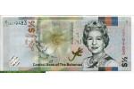 69466 - 1/2 Dollar Elizabeth II & Scène de Marché  NOUVEAUTE