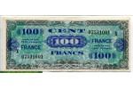 70432 - 100 FRANCS Verso
