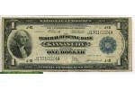 70448 - 1 Dollar Washington Federal Reserve Bank Kansas City