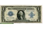 70451 - 1 Dollar Washington bleu