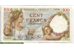 70854 - 100 FRANCS SULLY - Type 1939