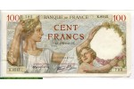70855 - 100 FRANCS SULLY - Type 1939