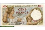 70859 - 100 FRANCS SULLY - Type 1939