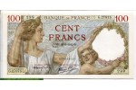 70860 - 100 FRANCS SULLY - Type 1939